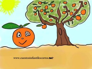 Short stories-Clementiny and the valencian orange tree