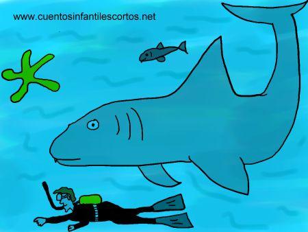 Short stories - the good shark
