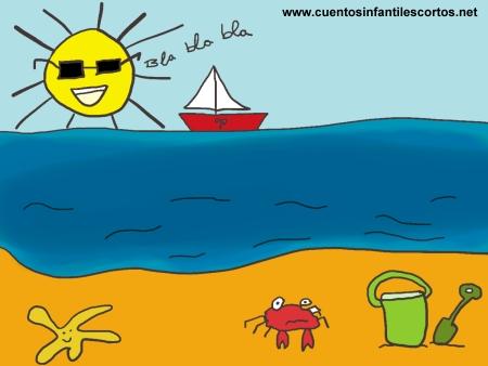 Short stories - Chatty summer