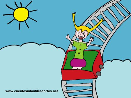 Short stories - Pipi and the rollercoaster