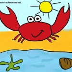 short stories - the-little-tanned-crab