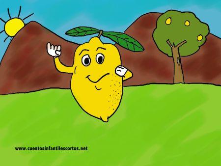 Cuentos-cortos-El-limon-dulce