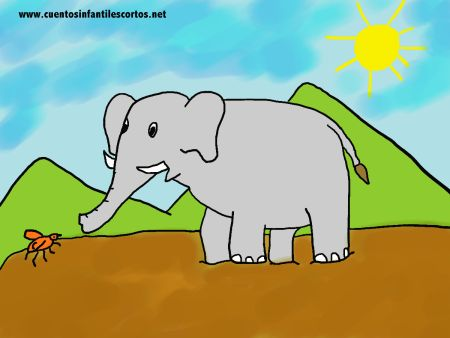 Short-Stories-Online-animals-elephant-insect