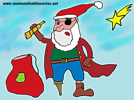 Shortstories-pirate-santaclaus-christmas