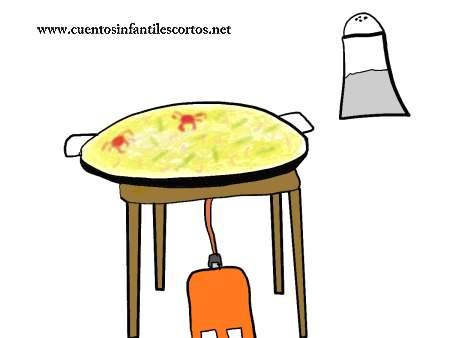 Short-Story-food-paella