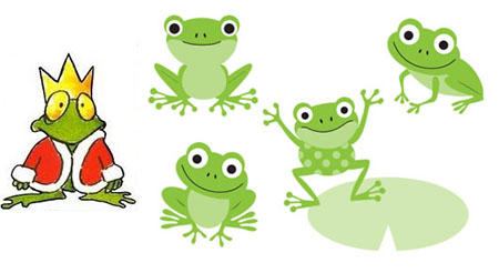 short stories frog animal