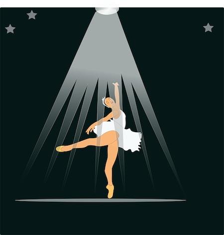 ballet short story dancer