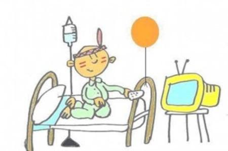 story kid hospital sick