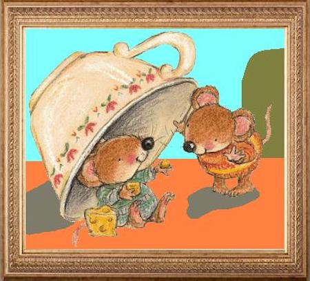 short story mice mouse hamster animal
